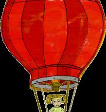 Garota transforma sua luta contra o Crohn em música (Red Balloon)
